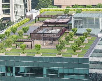 Efficienza energetica un giardino sul tetto grazie al - Giardino sul tetto ...